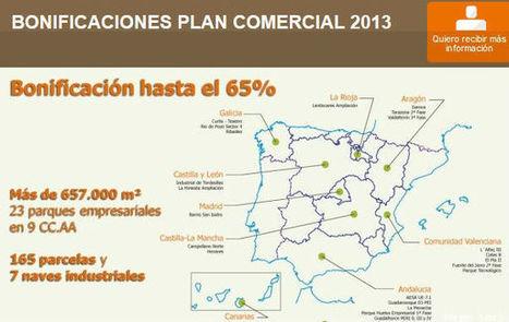 fomento lanza un plan para vender suelo  industrial desde 30 euros por m2 | #AndaluciaRealty | Scoop.it
