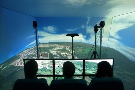 A Virtual Ride On The Future Of Flight - SERIOUS WONDER | Futurewaves | Scoop.it