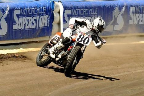 Rewind to 2010 when Stevie Bonsey Racing let it all hang out and won by 1.1 seco...   California Flat Track Association (CFTA)   Scoop.it