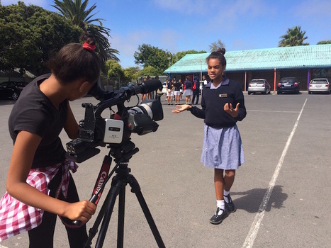 Media Lab Sparks Possibilities because our kids have what it takes | Paradigms, Tools and Ideas in Learning in a Global Context | Scoop.it