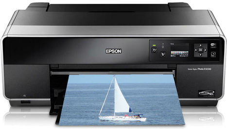 Epson R3000 photo printer - The ideal choice for photographers | Sprint Ink | Business | Scoop.it
