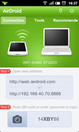 Airdroid : une app gratuite pour contrôler son mobile Android depuis son ordinateur [tuto] | Time to Learn | Scoop.it