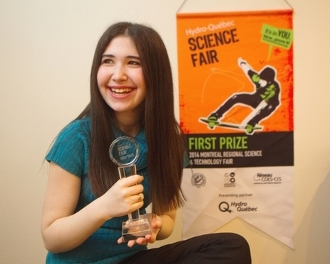 Montreal teen awarded for diabetes research | diabetes and more | Scoop.it