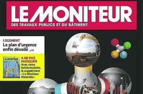 «L'Usine Nouvelle» et «le Moniteur» sous un même toit   Media&Ko   Scoop.it