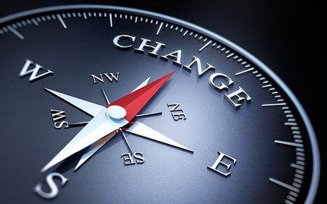 Dealing with change: leadership and management | the Change Samurai | Scoop.it