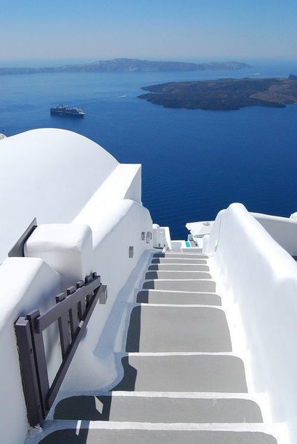 Why Santorini Island is Heaven on Earth | Greece Travel | Scoop.it