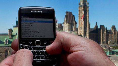 BlackBerry won't abandon keypads anytime soon   CTV News   Internet Marketing Brain Candy   Scoop.it