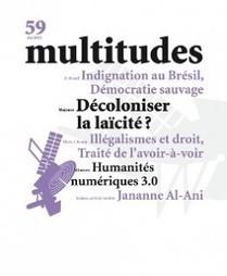 Revue en libre accès - Humanités numériques 3.0 - Terra-HN | Sociologie du numérique et Humanité technologique | Scoop.it