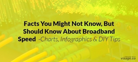 Facts You Might Not Know, But Should Know About Broadband Speed | Fixithere | Health & Digital Tech Magazine - 2016 | Scoop.it