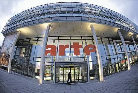 Arte pousse les feux sur le numérique | Secteur des médias & Technologies | Scoop.it