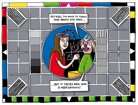 RedShark News: BBC to retire the test card after 79 years | Foresight Research Irregular | Scoop.it