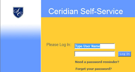 Ceridian Self Service Login | mordant | Scoop.it