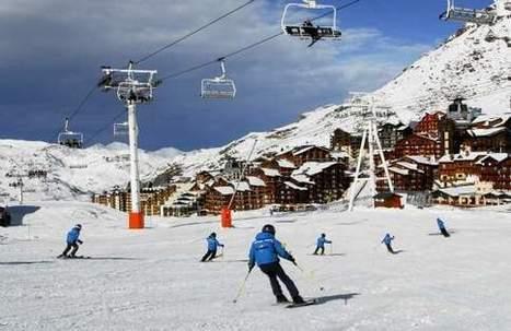 Stations de ski: une saison «bonne, mais pas exceptionnelle» | Actus Courchevel | Scoop.it