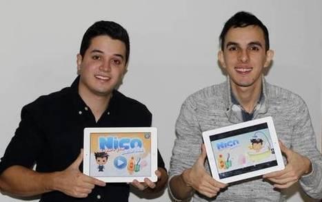 Estudiantes crean app dirigida al aprendizaje de los pequeños - El Colombiano   Cómo aprender en la era 2.0   Scoop.it