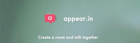 Besoin de faire une visioconférence mais pas envie de vous inscrire sur Skype? | 16s3d: Bestioles, opinions & pétitions | Scoop.it