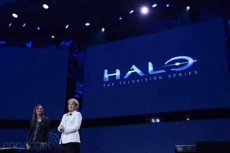 Halo se convertirá en serie de TV bajo la supervisión de Steven ...   Tv Series   Scoop.it