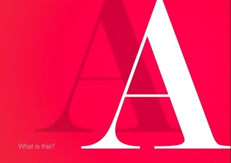 A Crash Course in Information & Visual Design - Throwww.com | A design journey | Scoop.it