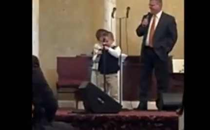 Kid Sings 'Ain't No Homos Gonna Make it to Heaven,' Congregation Wants More (VIDEO) | LGBT Times | Scoop.it