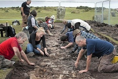 Digging for clues on Hurlers' crystal path | Archaeology News | Scoop.it