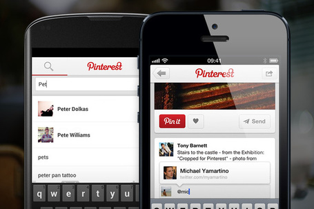 Oh, How Pinteresting!, Pinning On The Go Just Got Better | Pinterest Stats, Strategies + Tips | Scoop.it