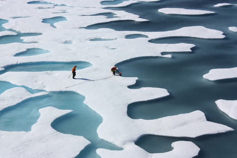 Arctic could warm by 17C if all known fossil fuels are burned, study finds - Carbon Brief | GarryRogers Biosphere News | Scoop.it