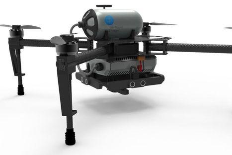 Hydrogen fuel cells promise to keep drones flying for hours | Une nouvelle civilisation de Robots | Scoop.it