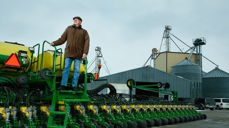Can This Man Feed the World? Billionaire Harry Stine's Quest to Reinvent Agriculture -- Again | Consumer Packaged Goods Supply Chain Market Leaders | Scoop.it