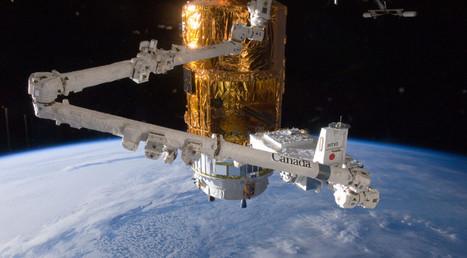 MDA Corp. Worries Canada Is Losing Its Robot Edge | Space In Cyberspace | Scoop.it