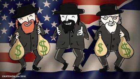Trump critica a la Banca internacional y un líder judío estadounidense ve en ello Antisemitismo | La R-Evolución de ARMAK | Scoop.it