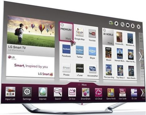 Why LG's webOS acquisition may be great (or awful) - LCD TVs | Plasma TV & Televisions | ThinkDigit Features | openwebOS | Scoop.it