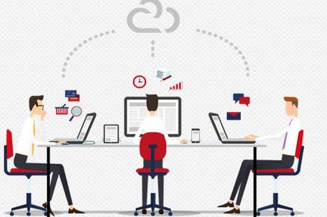 NuageBox, le service cloud français qui veut remplacer Dropbox en entreprises | Actualité du Cloud | Scoop.it