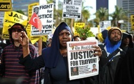 Racial Gap in Attention to Trayvon Story | AntiRacism & Privilege | Scoop.it