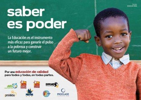 Campaña de SED 13-14. Por una educación de calidad para todos en todo el mundo.   mapuntocom   Scoop.it