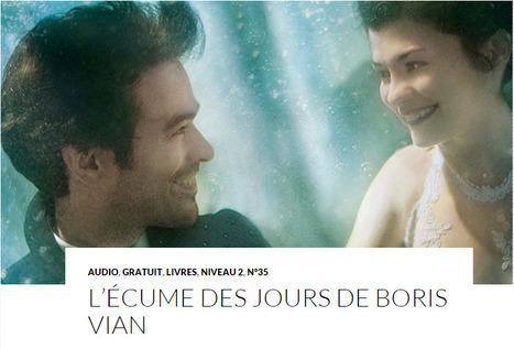 L'écume des jours de Boris Vian | Magazine Langue et cultures françaises et francophones LCFF | Scoop.it
