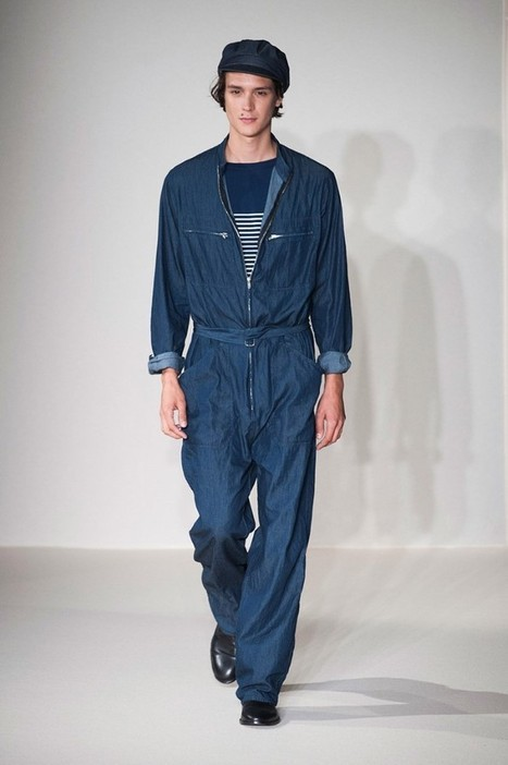 Agnès b. – Paris Collection Homme Printemps/Été 2015 | Menswear | Scoop.it