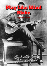 Play Like Blind Blake: ragtime blues | blues | Scoop.it