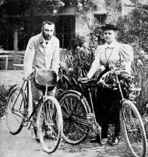 Deporte y Química: la bicicleta y Marie Curie   Deporte sostenible UNDAV   Scoop.it