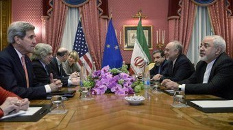 """The Iran Nuclear Agreement Within the """"Grand Chessboard"""". Decline of American Power 