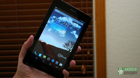 Asus Fonepad.. the review | Mobile IT | Scoop.it
