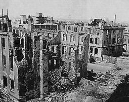 14 février 1945 - Dresde réduite en cendres - Herodote.net | Allemagne | Scoop.it