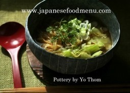 Home-made Ramen noodle soup with autumnal cabbage 自家製スープのキャベツラーメン | Japanese Food Menu | The Asian Food Gazette. | Scoop.it