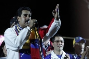 Chavistas Celebrate Victory in Venezuelan Municipal Elections | The Political Side of Things | Scoop.it