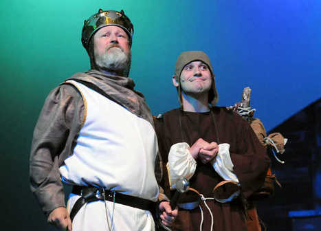 Resplendently silly 'Spamalot' playing at Topeka Civic Theatre | cjonline.com | OffStage | Scoop.it