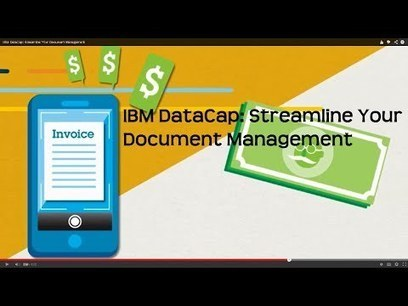 Streamline Processes with Mobile Document Capture | Content & Analytics in Digital transformation | Scoop.it