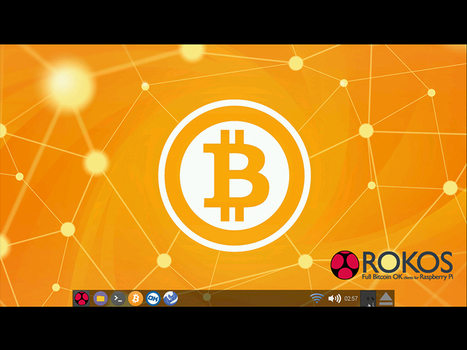 ROKOS - OS for Raspberry Pi and IoT Devices with integrated Bitcoin Support | Raspberry Pi | Scoop.it