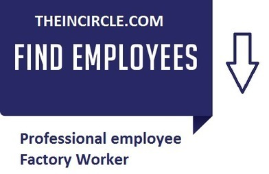 With the help of THEINCIRCLE post your job and easily find any Employee   Search Job Hire Worker Find Resume   Hire Worker Online   Scoop.it