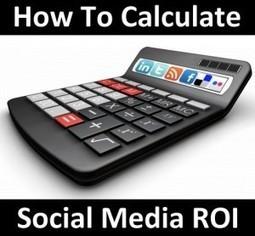 Calculer le ROI des médias sociaux: La théorie Jaap Favier | Quand la communication passe au web | Scoop.it