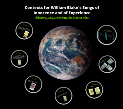 Contexts for William Blake's Songs of Innocence and of Experience | William Blake | Scoop.it
