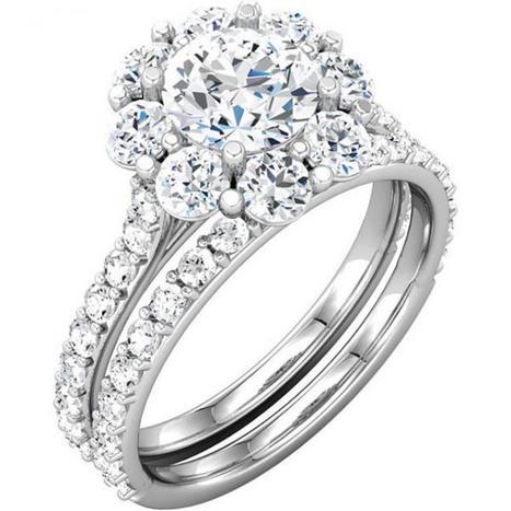 Diamond Bridal Sets - Wedding Ring - Los Angeles | Wedding Ring | Scoop.it
