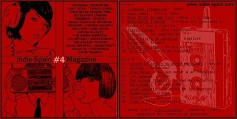 En  '#4' - Disco aniversario y despedida de Indie-Spain Magazine | Brío Afín | Scoop.it